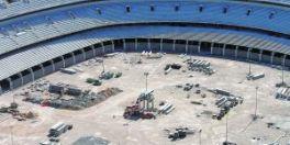 Los 4.000 del nuevo estadio