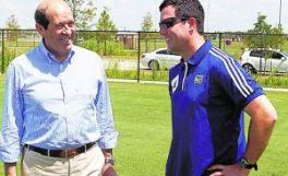 Manuel Llorente toma el mando en la gira