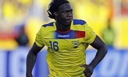 Caicedo se deja querer: «Hay una posibilidad grande de ir al Valencia»