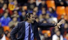 Pizzi: «Buscamos más intención la victoria que el contrario»